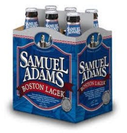 Boston Brewing Co Sam Adams Boston Lager 6 pk 12 oz btls