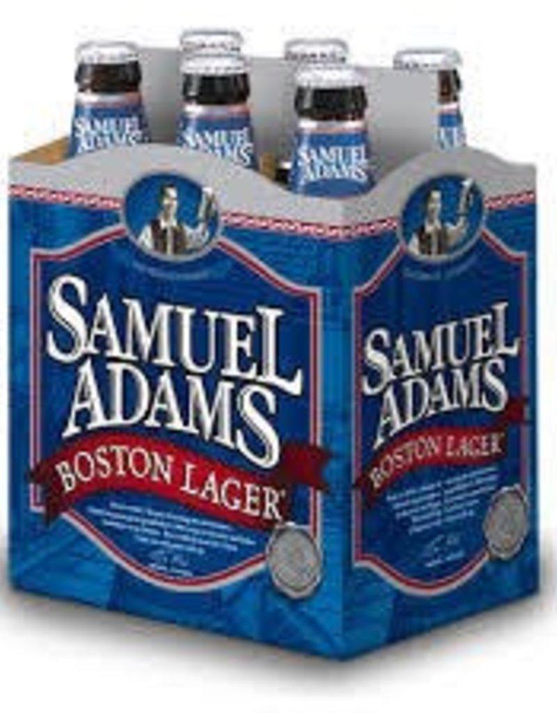 Boston Brewing Co Sam Adams Boston Lager 6 pk 12 oz btls