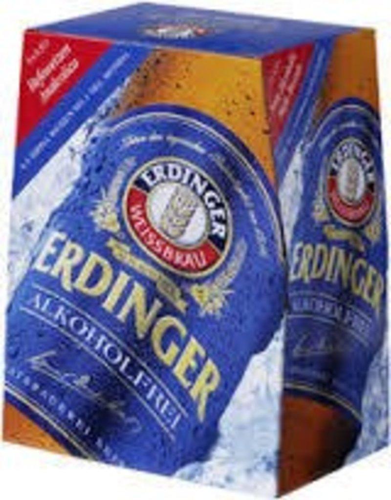 Erdinger Weiss Non Alcohol 6pk 12 oz btls