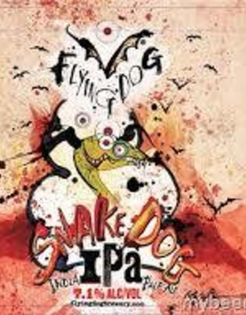 Flying Dog Brewery Flying Dog Snake Dog 6pk 12 oz. cans