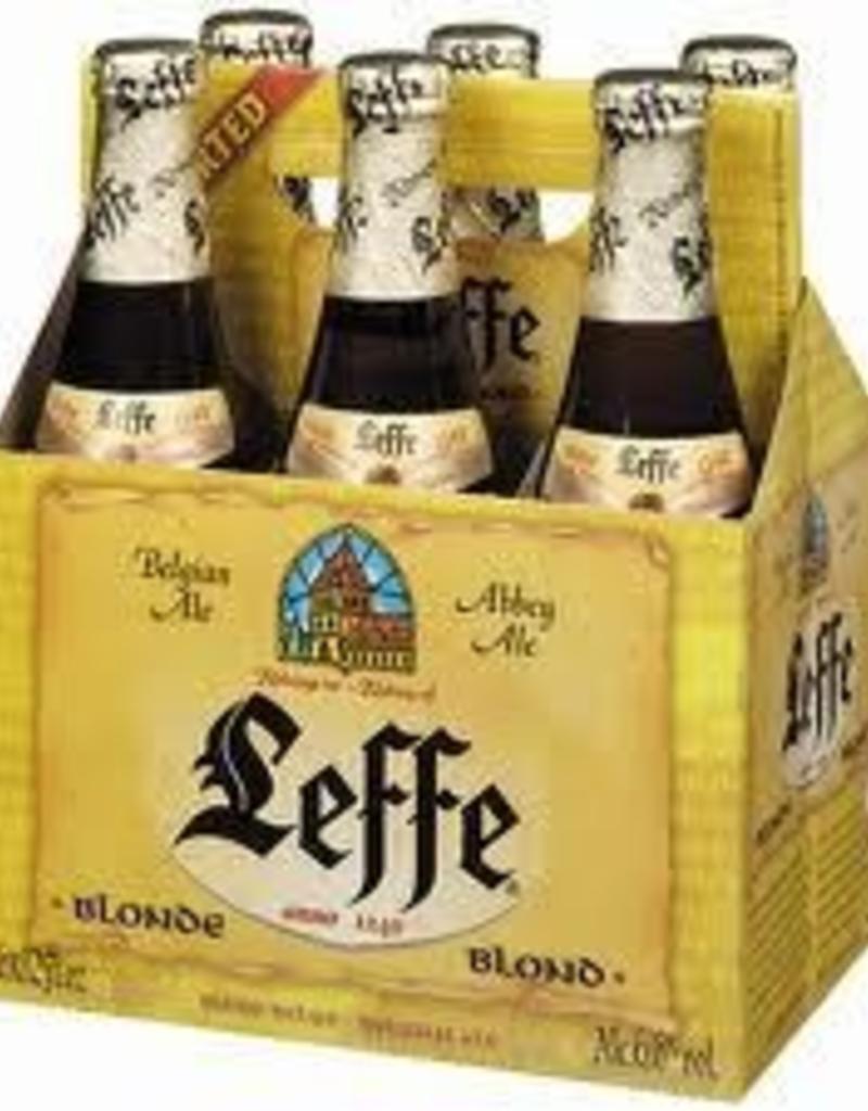 Leffe Blonde 6pk