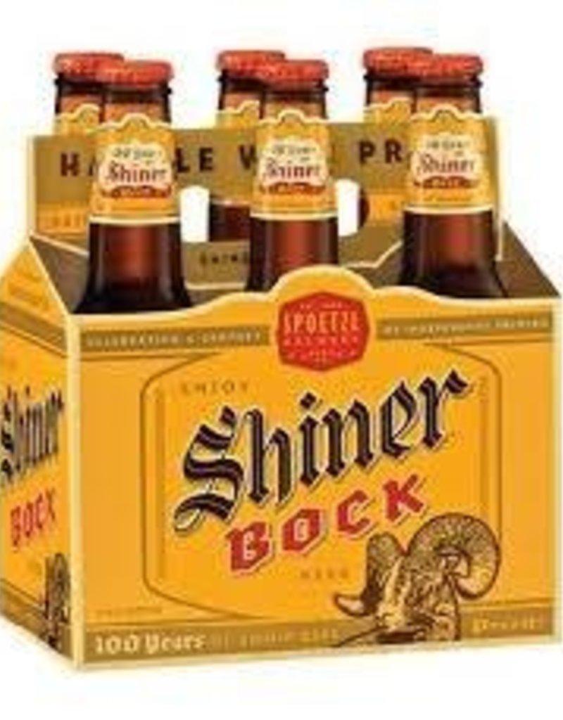 Shiner Bock 6pk 12 oz. btls