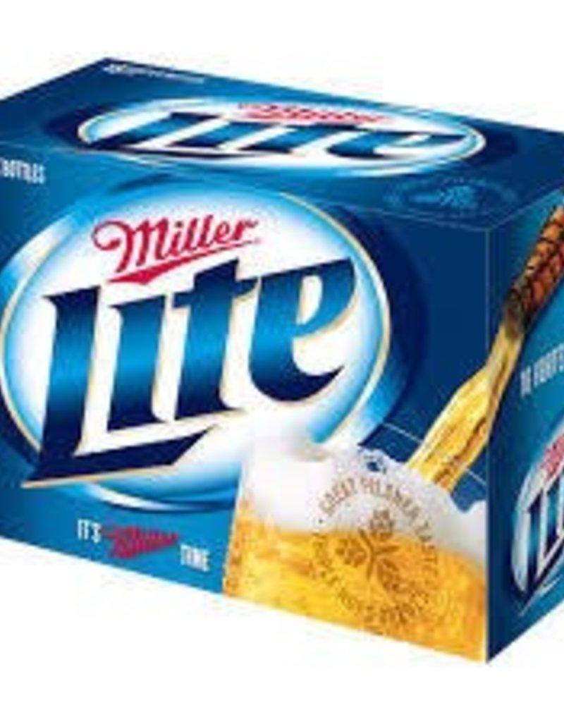 Miller Lite 12pk 12 oz cans