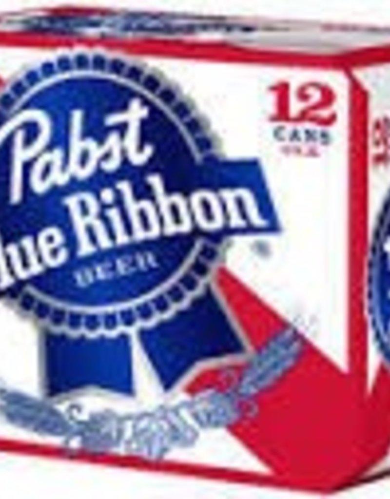 Pabst Blue Ribbon 12pk 12 oz. cans