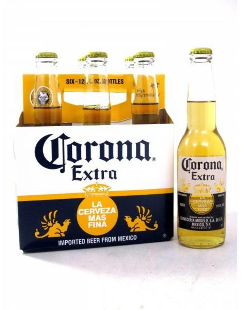 Corona Extra 6pk 12 oz. btls