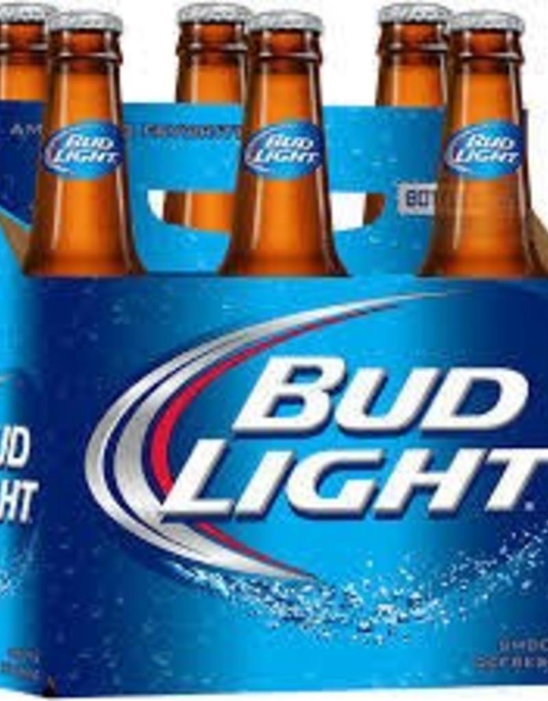 Bud Light 6pk 12oz bottles