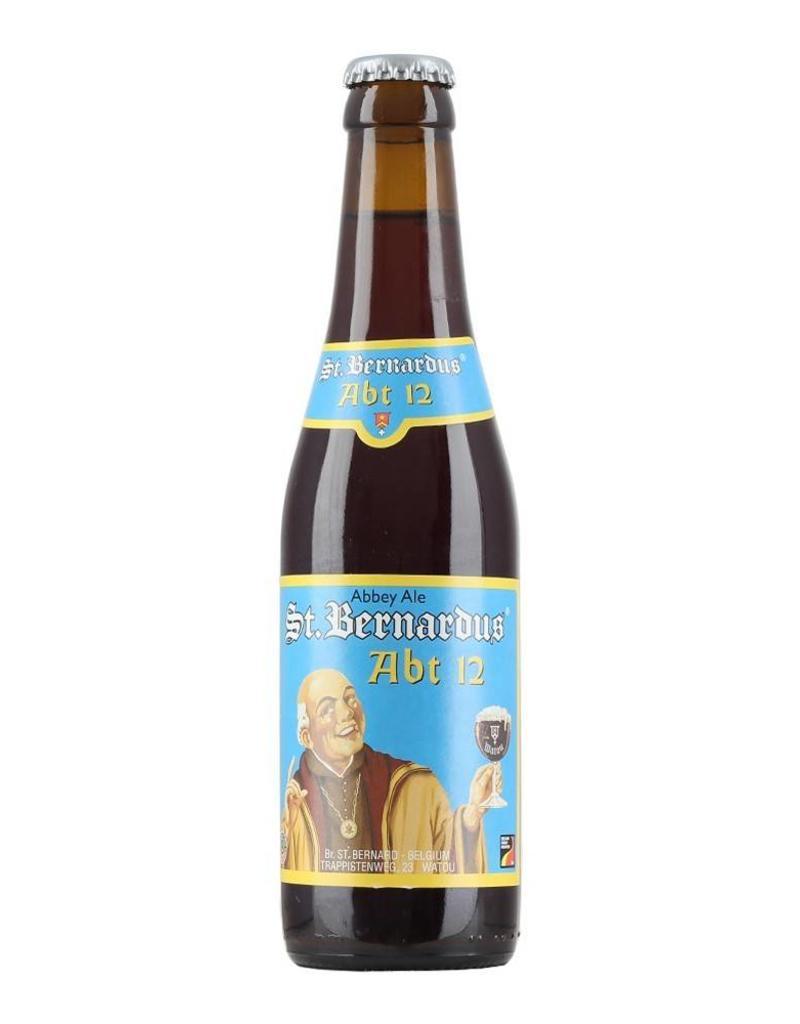 St. Bernardus Abt 12 330ml bottle