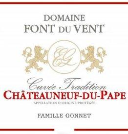 Font du Vent Cuvee Tradition Chateau Neuf du Pape '16