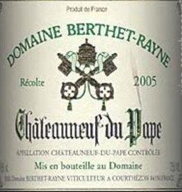 Berthet Rayne Chateauneuf du Pape white