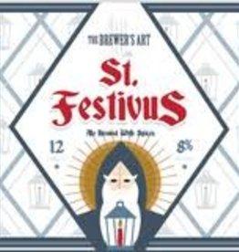 Brewer's Art St. Festivus 6pk cans