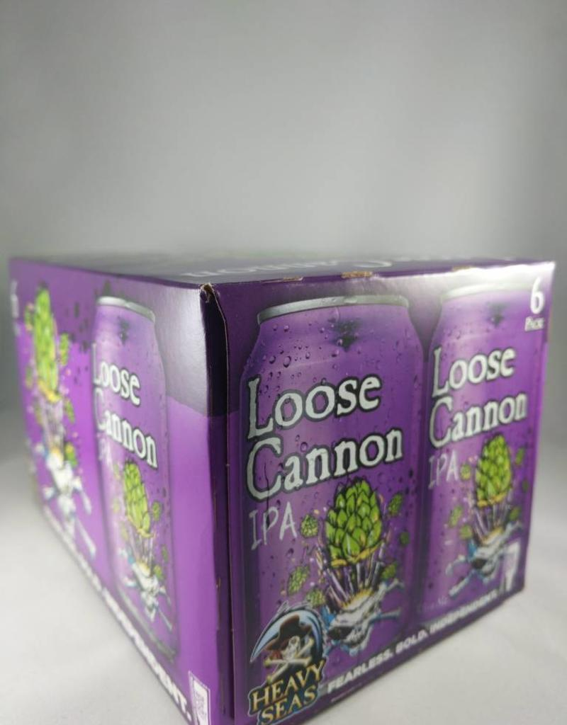 Heavy Seas Loose Cannon IPA 6 pk 12oz. cans
