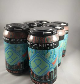 Peabody Heights Brewing Peabody Heights Astrodon Hazy IPA 6pk 12 oz. cans