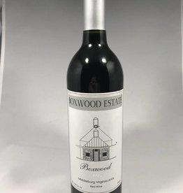 Boxwood red blend