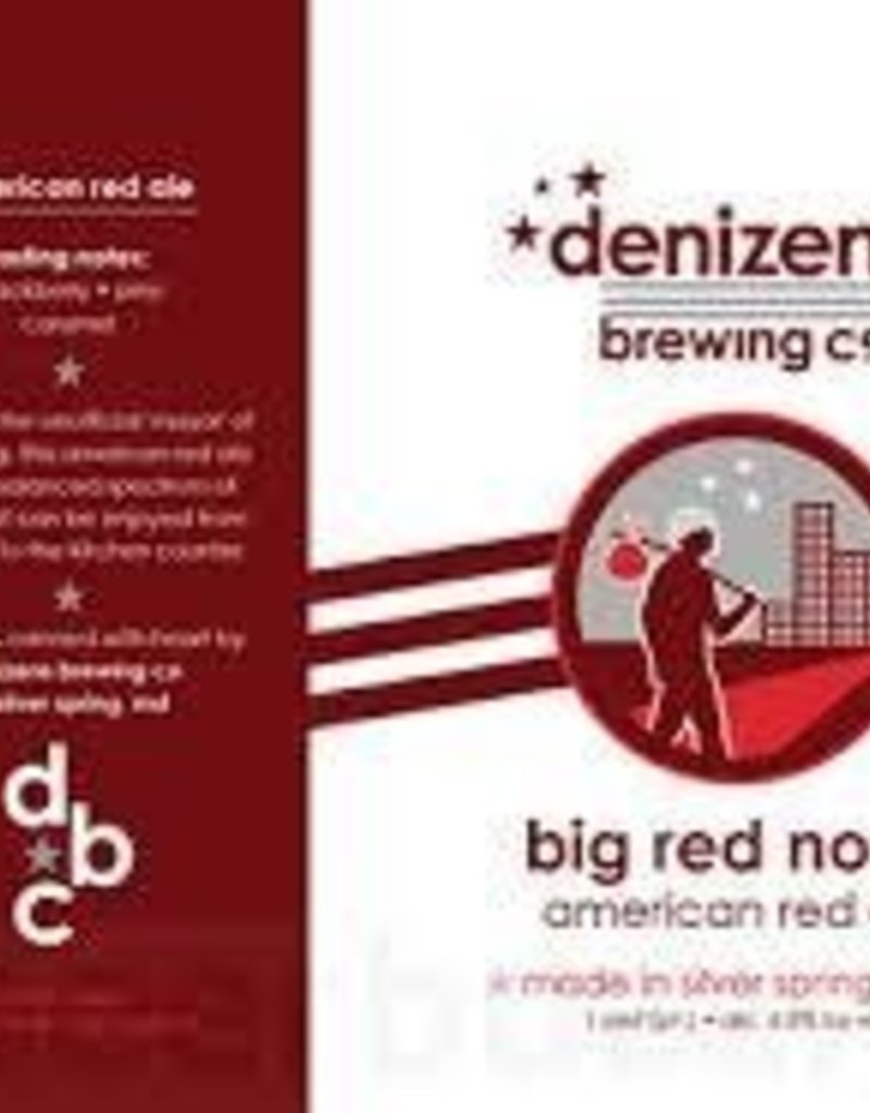 Denizens Big Red Norm 6pk 12oz. cans