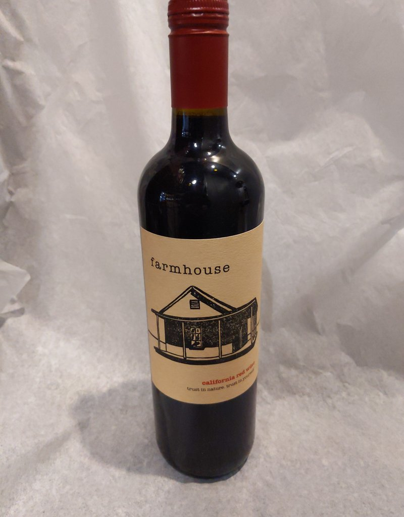Cline 'Farmhouse' Red red blend