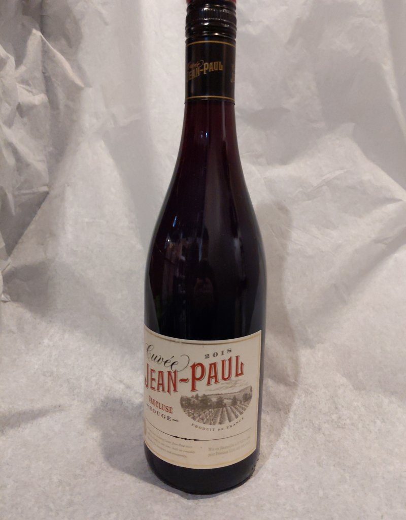 Cuvee Jean Paul red blend