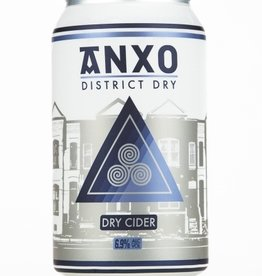 Anxo District Dry Cider 4pk 12oz. cans
