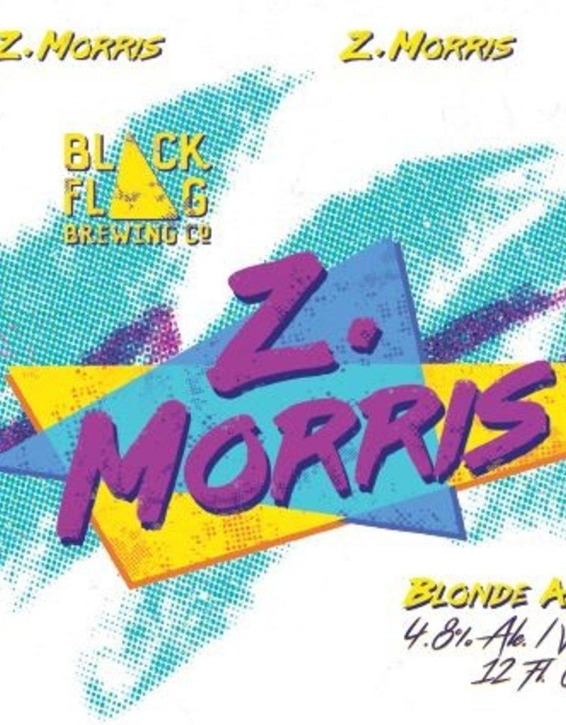 Black Flag Z. Morris Blonde Ale 6pk cans