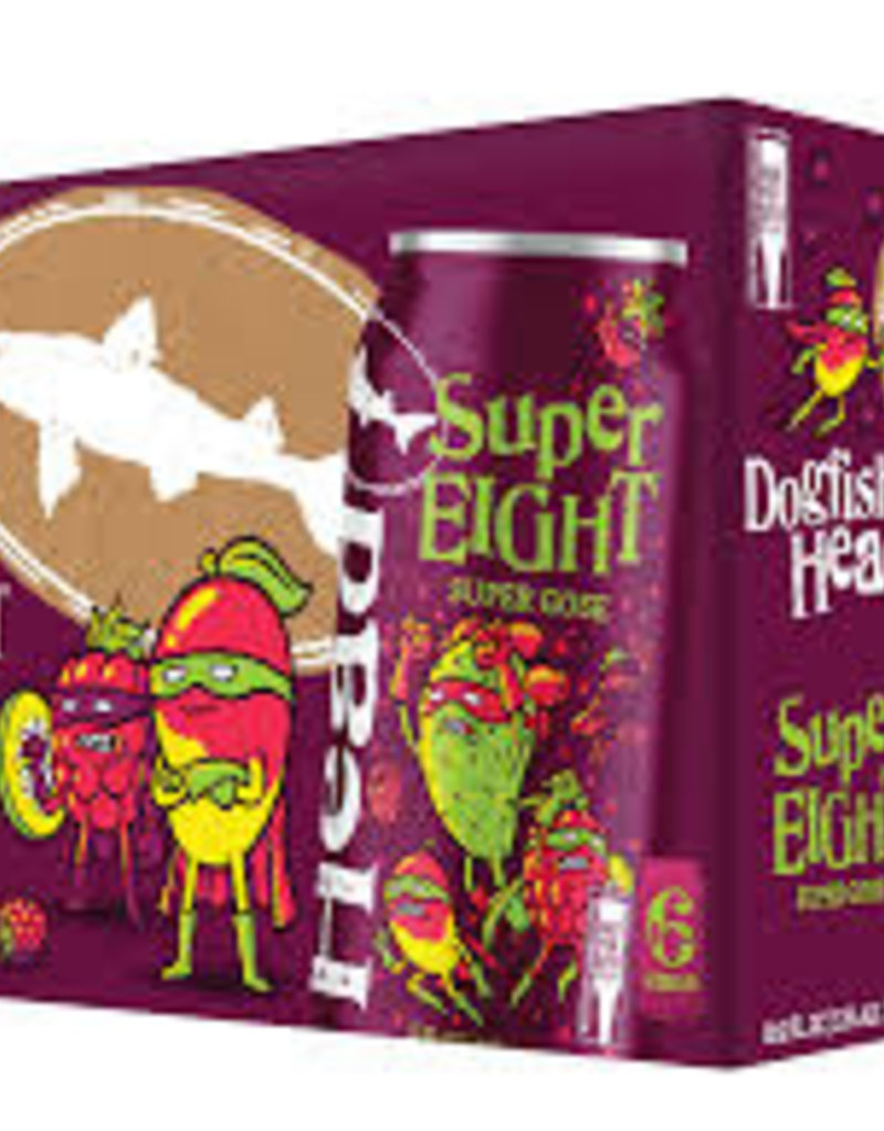 Dogfish Head Brewing Dogfish Head Super Eight Gose 6pk 12 oz. cans