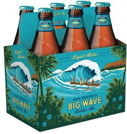 Kona Brewing Company Kona Big Wave Golden Ale 6pk 12 oz. btls