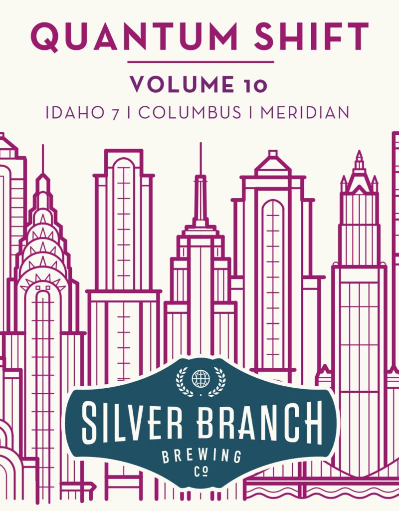 Silver Branch Brewing Company Silver Branch Quantum Shift  IPA 6pk 12 oz cans