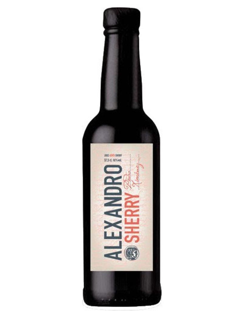 Alexandro Cream Sherry 375ml bottle