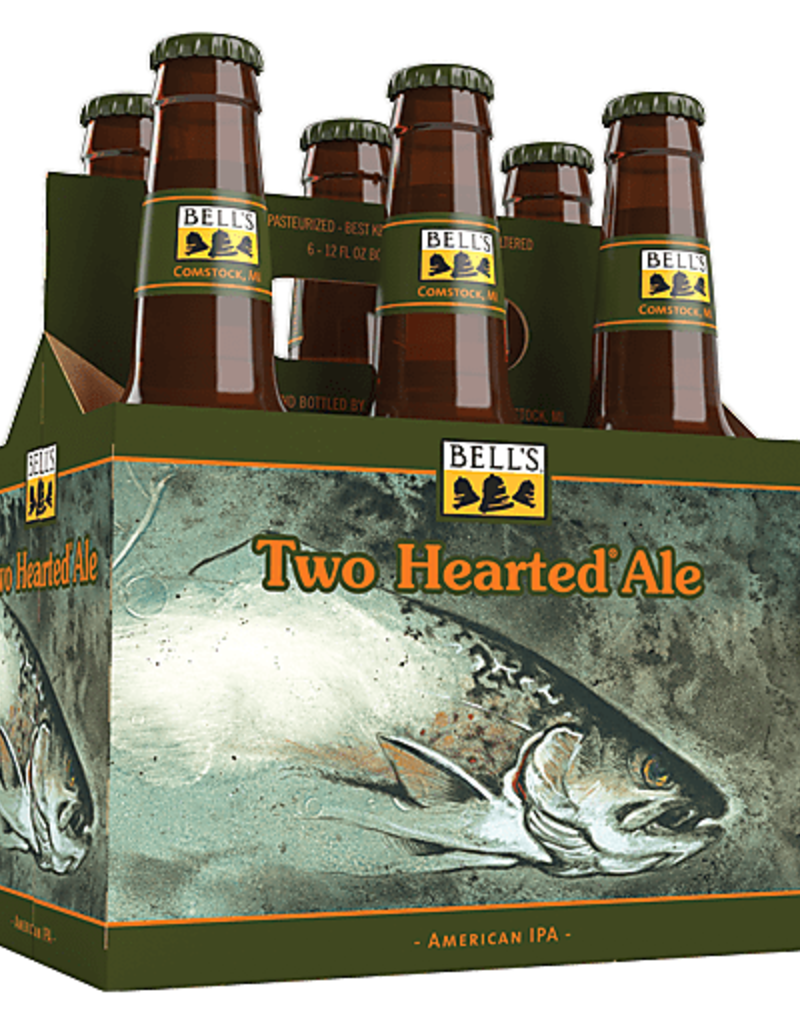 Bell's Two Hearted Ale 6pk 12 oz. btls