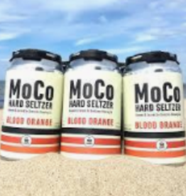 Denizens MoCo Blood Orange Hard Seltzer 6pk