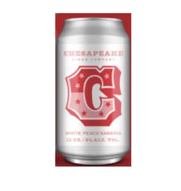 Chesapeake Oak Aged Cider 6pk 12 oz cans