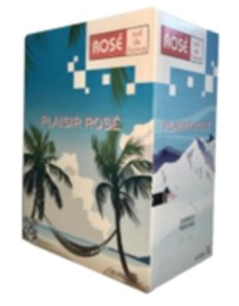 Plasir Rose 3L box