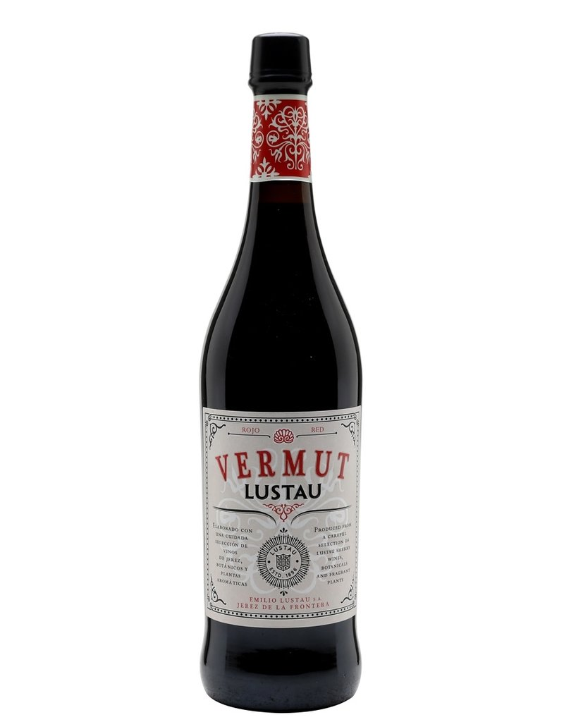 Lustau red Vermouth