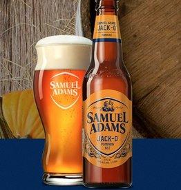 Sam Adams Jack -O Pumpkin Ale 6pk 12 oz. btls
