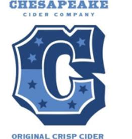 Chesapeake Original Crisp Cider 6pk 12oz cans