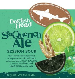 Dogfish Head Brewing Dogfish Head SeaQuench Ale 6pk 12 oz cans