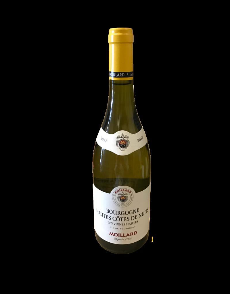 Moillard Bourgogne Hautes Cotes de Nuits 'les Vignes Hautes' blanc