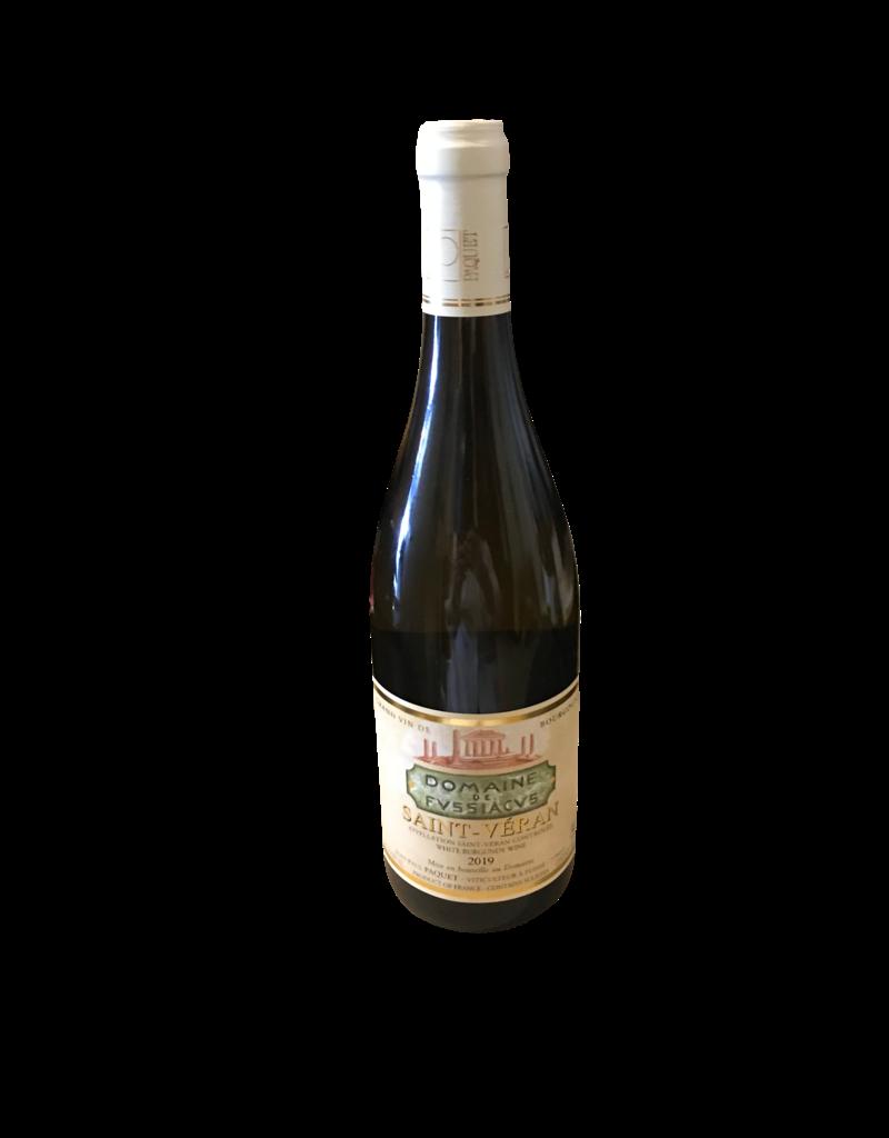 Jean Paul Paquet St. Veran Chardonnay '19
