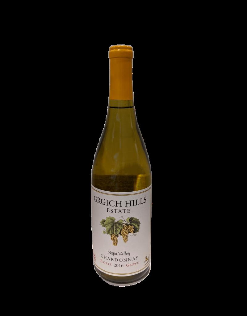 Grgich Hills Napa Chardonnay 2016