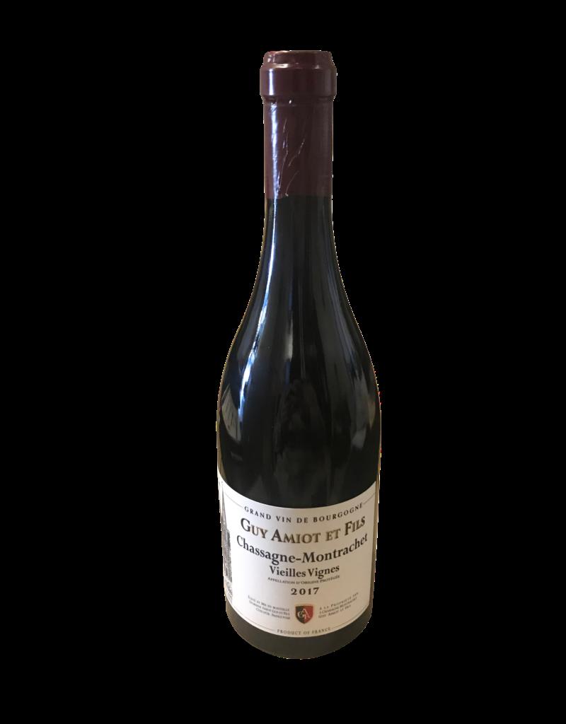 Guy Amiot et fils Vielles Vignes Chassagne Montrachet '17