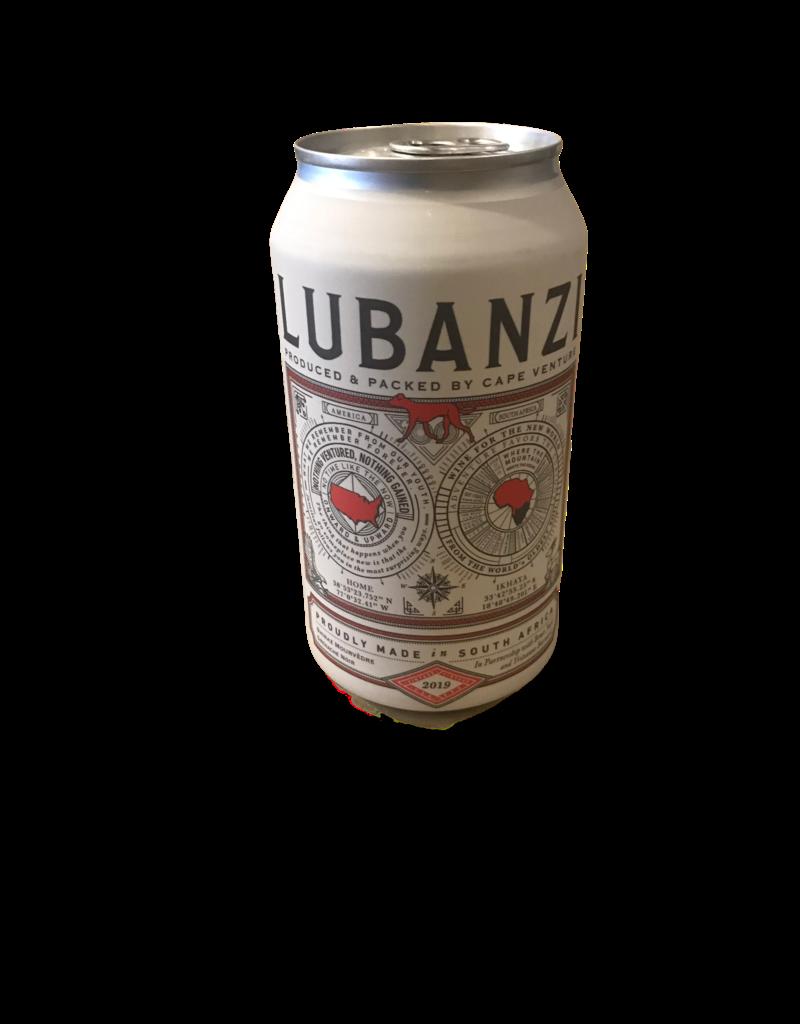 Lubanzi Red Blend 12oz. can