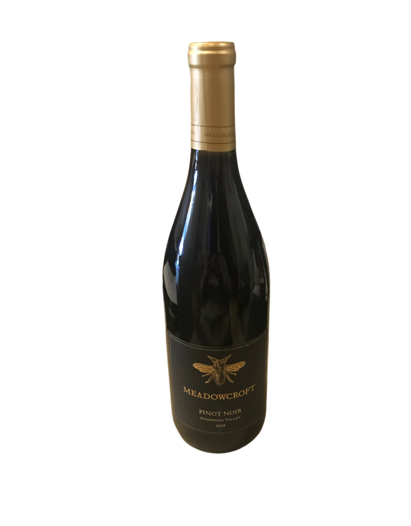 Meadowcroft Anderson Valley Pinot Noir '19