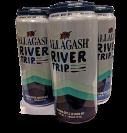 Allagash River Trip Belgian Session 4pk 16 oz. cans