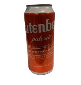 Glutenberg Pale Ale single 16oz cans