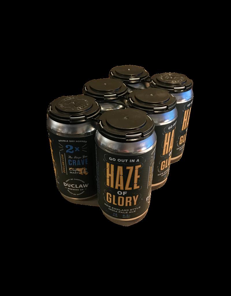 DuClaw Haze of Glory NE IPA 6pk cans
