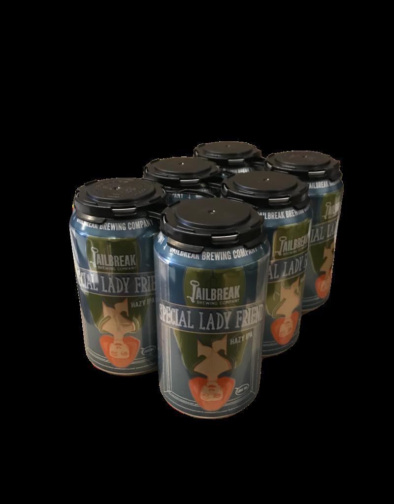 Jailbreak Special Lady Friend Hazy IPA 6pk cans