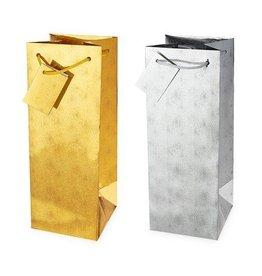 Metallic Fireworks 1.5L Wine Bag