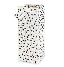 Tuxedo Dots 1.5L Wine Bag