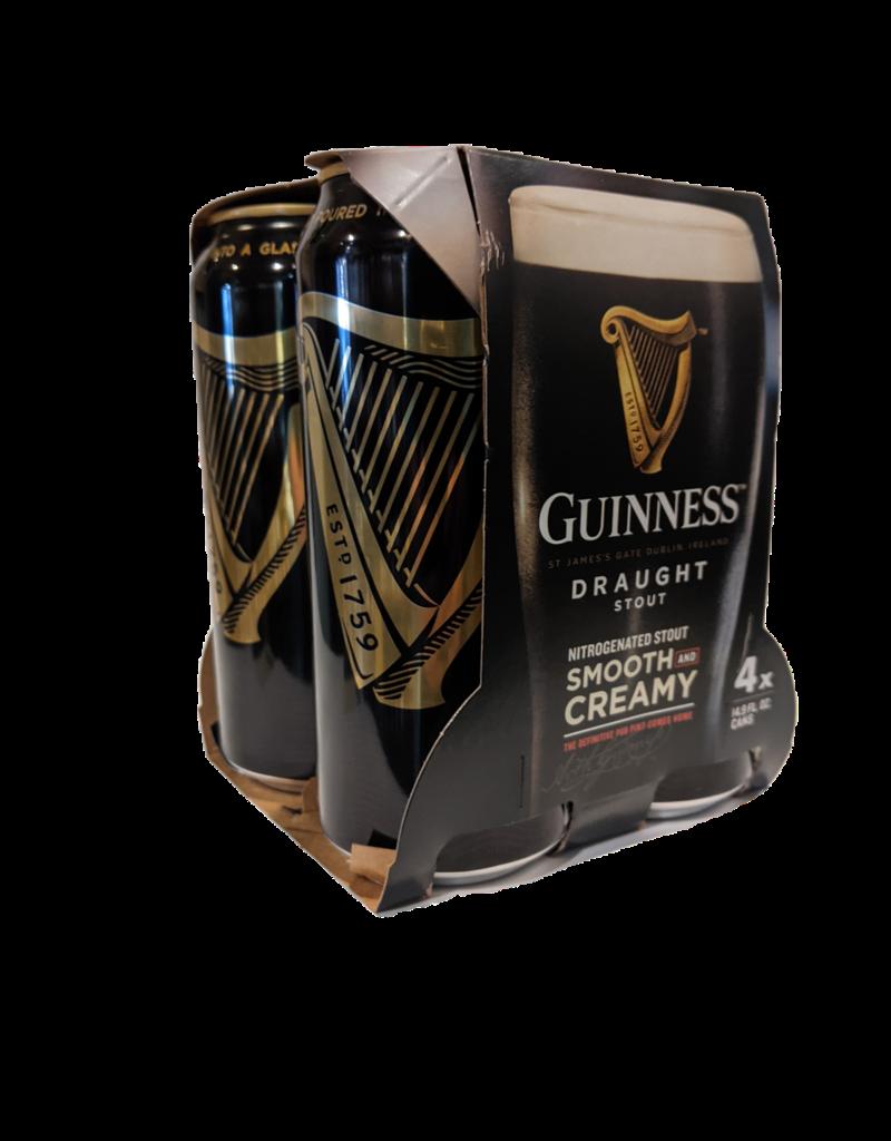Guinness Guinness Draft 4pk 14.9 oz cans