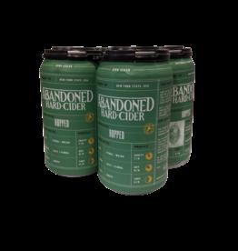 Abandoned Hard Cider Hopped 4pk 12oz. cans