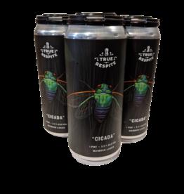 True Respite 'Cicada' Maibock Lager 4pk 16oz. cans