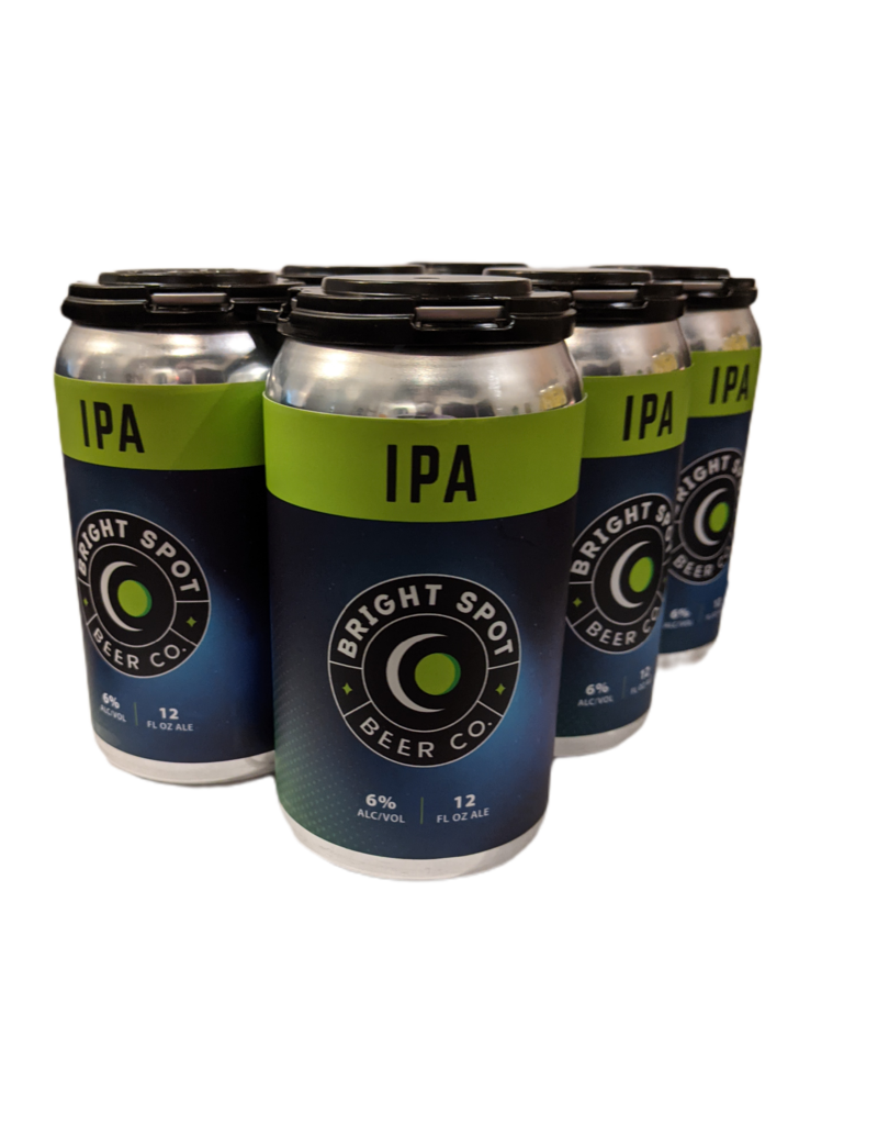 Bright Spot IPA 6pk 12 oz cans